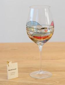 Wine glass No. 2 La Fleur